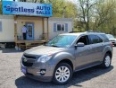 Used 2010 Chevrolet Equinox for sale in Whitby, ON