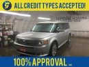 Used 2010 Ford Flex LIMITED*AWD*6 SEATER*LEATHER*SONY AUDIO*POWER SUNROOF*HEATED SEATS*REAR DVD PLAYER*POWER LIFT GATE*TRI ZONE CLIMATE CONTROL*KEYLESS ENTRY*MICROSOFT SY for sale in Cambridge, ON