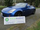Used 2005 Nissan 350Z Touring Roadster, Insp, Warr for sale in Surrey, BC