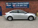 Used 2015 Chevrolet Cruze 1LT for sale in Hanover, ON