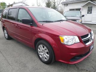 Used 2014 Dodge Grand Caravan SXT for sale in Fort Erie, ON