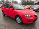 Used 2008 Mazda MAZDA3 SAFETY & WARRANTY INCLUDED for sale in Cambridge, ON