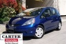 Used 2014 Honda Fit DX-A + LOW KMS + AUTO + A/C + CERTIFIED! for sale in Vancouver, BC