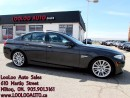 Used 2011 BMW 5 Series 550i xDrive Head-Up Display Navigation Certified for sale in Milton, ON