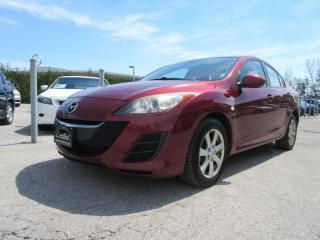 Used 2010 Mazda MAZDA3 GS / ACCIDENT FREE for sale in Newmarket, ON