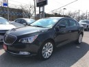 Used 2014 Buick LaCrosse Leather for sale in North York, ON
