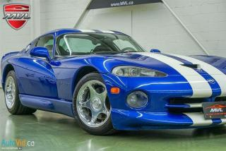 Used 1997 Dodge Viper GTS for sale in Oakville, ON