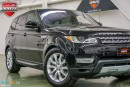 Used 2016 Land Rover Range Rover Sport DIESEL Td6 HSE -LEASE ONLY- for sale in Oakville, ON