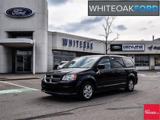 Used 2013 Dodge Grand Caravan SE/SXT see our report card, new tires/brakes for sale in Mississauga, ON