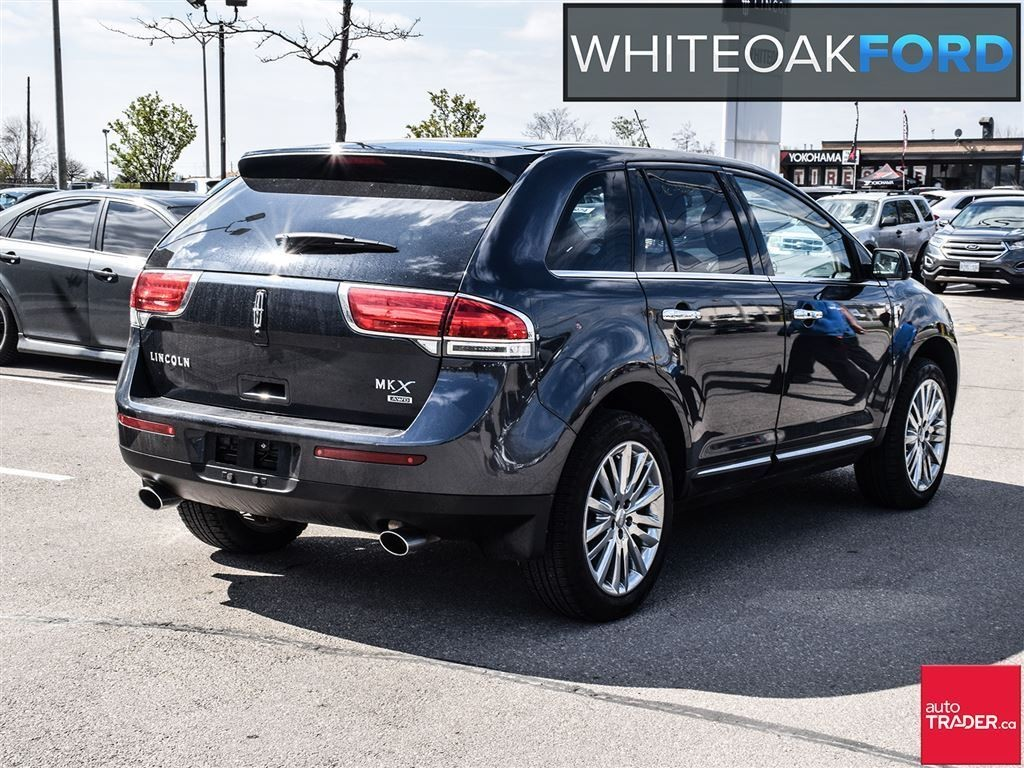 used 2013 lincoln mkx base for sale in mississauga ontario. Black Bedroom Furniture Sets. Home Design Ideas
