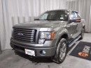 Used 2012 Ford F-150 FX4 4x4 SuperCrew Cab 5.5 ft. box 145 in. WB for sale in Red Deer, AB