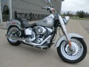 Used 2014 Harley-Davidson FAT BOY FLSTF FATBOY for sale in Blenheim, ON