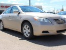 Used 2007 Toyota Camry PLUSH CLOTH SEATS, AUX INPUT for sale in Edmonton, AB
