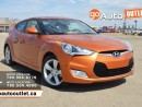 Used 2013 Hyundai Veloster Base 3dr Hatchback for sale in Edmonton, AB