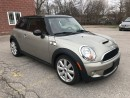 Used 2008 MINI Cooper S - NO ACCIDENT - SAFETY & WARRANTY INCL for sale in Cambridge, ON