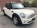 Used 2009 MINI Cooper Hardtop - SAFETY & WARRANTY INCL for sale in Cambridge, ON