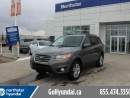 Used 2010 Hyundai Santa Fe GL Sport Sunroof Heated Seats for sale in Edmonton, AB