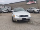 Used 2004 Audi A4 3.0L 2004 Audi A4 3.0L Sedan AUTO AWD LEATHER SUNR for sale in London, ON