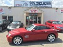 Used 2004 Chrysler Crossfire Rare Vehicle, WE APPROVE ALL CREDIT for sale in Mississauga, ON