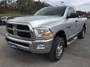Used 2011 Dodge Ram 2500 SLT - 8' Box - 4x4 for sale in Norwood, ON