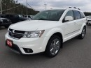 Used 2015 Dodge Journey Limited - 3rd Row Seating - Heated Seats for sale in Norwood, ON