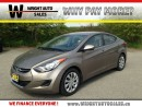 Used 2013 Hyundai Elantra CRUISE| HEATED SEATS| 79,652 KMS| for sale in Cambridge, ON