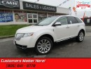 Used 2015 Lincoln MKX - AWD -  NAVIGATION -  PANO-ROOF for sale in St Catharines, ON