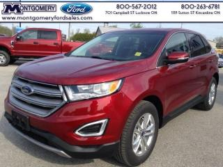 New 2017 Ford Edge SEL  - Navigation - Utility Package for sale in Kincardine, ON