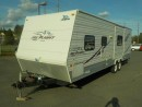 Used 2008 Jayco Jay Flight 26 Foot Travel Trailer One Slide out for sale in Burnaby, BC