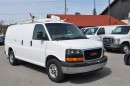 Used 2013 GMC Savana 2500 DIVIDER, SHELVES, ROOF RACK, LOADED for sale in Aurora, ON