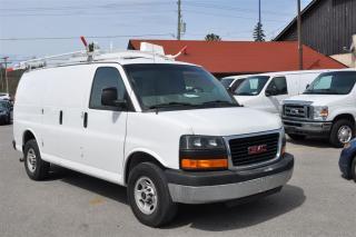 Used 2013 GMC Savana 2500 0 down $135.00 bi weekly for sale in Aurora, ON