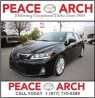 Used 2012 Lexus CT 200h Hybrid-LEATHER/SUNROOF/HEATSEAT/BACKUPCAM for sale in Surrey, BC