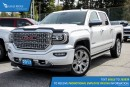 New 2017 GMC Sierra 1500 Denali Navigation, Sunroof, and Heated Seats for sale in Port Coquitlam, BC