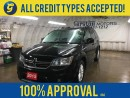 Used 2015 Dodge Journey SXT*7 PASSENGER*PENTASTAR V6*KEYLESS ENTRY*PUSH BUTTON START*TRI ZONE CLIMATE CONTROL*ROOF RAILS*U CONNECT PHONE* for sale in Cambridge, ON
