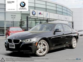 Used 2014 BMW 335i xDrive Sedan AWD|M-SPORT|SUNROOF|BLUETOOTH for sale in Oakville, ON