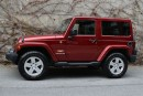 Used 2011 Jeep Wrangler SAHARA 4X4 for sale in Vancouver, BC