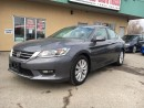 Used 2014 Honda Accord EX-L for sale in Bolton, ON