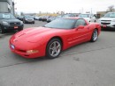 Used 1998 Chevrolet Corvette Targa for sale in Hamilton, ON