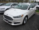 Used 2015 Ford Fusion SE, LUXURY PKG, ULTRA FUEL SAVER for sale in Mississauga, ON
