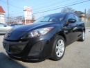 Used 2011 Mazda MAZDA3 SUNROOF/BLUETOOTH/ALLOYS for sale in Guelph, ON