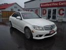 Used 2009 Mercedes-Benz C-Class C230 4dr Rear-wheel Drive Sedan for sale in Brantford, ON