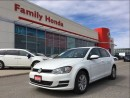 Used 2016 Volkswagen Golf 1.8 TSI Trendline for sale in Brampton, ON