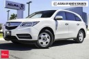 Used 2015 Acura MDX Tech at Navi|DVD|CAM|Jewel EYE LED|Sunroof|Push St for sale in Thornhill, ON