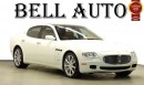 Used 2008 Maserati Quattroporte QUATTROPORTE GT - PININFARINA  CUSTOM EXHAUST for sale in North York, ON