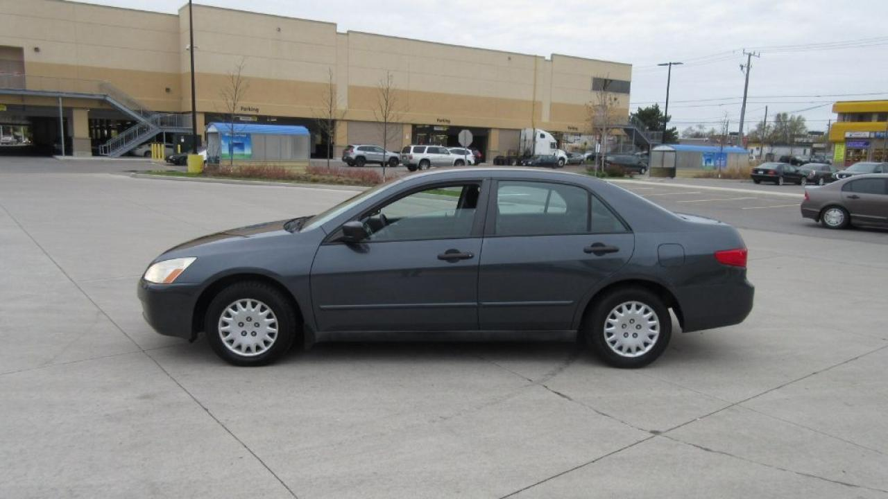 2005 Honda Accord 4 door, automatic, Low km, 3 years warranty availa
