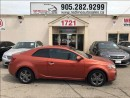 Used 2011 Kia Forte Koup 2.0L EX, WE APPROVE ALL CREDIT for sale in Mississauga, ON