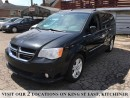 Used 2014 Dodge Grand Caravan Crew | LEATHER | REAR AIR | STOW N GO for sale in Kitchener, ON