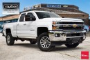 Used 2016 Chevrolet Silverado 2500HD LT. 6.0L NAV. BACKUP CAM. WIRELESS CHARGER for sale in Woodbridge, ON