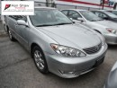 Used 2005 Toyota Camry LE V6 for sale in Toronto, ON