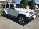 Used 2016 Jeep Wrangler Unlimited Sahara for sale in Richmond, BC
